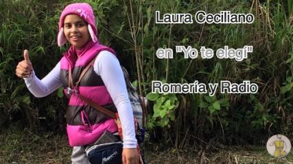 """Laura Ceciliano en """"Yo te elegí"""""""