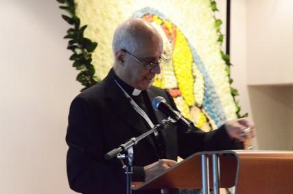 Mons. Fisichella: Liturgia y testimonio son dos rostros de la misericordia