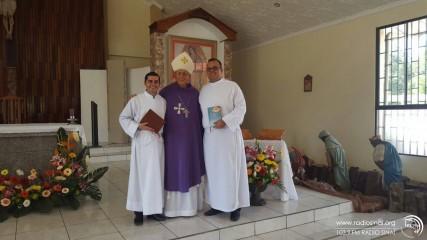 Ministerio del Lectorado fue otorgado a dos seminaristas