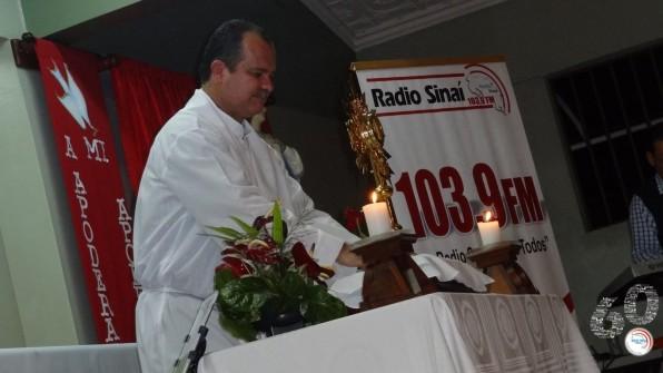 Adoración Eucarística – 60 Aniversario Radio Sinaí
