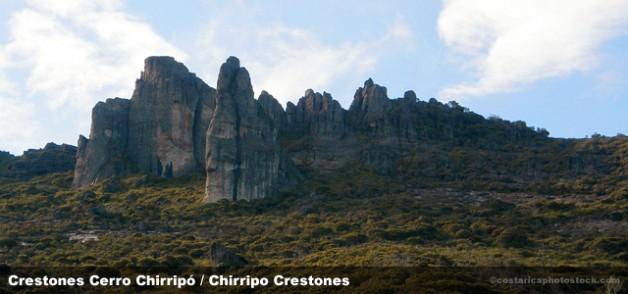 El punto de partida de la Carrera al Chirripó