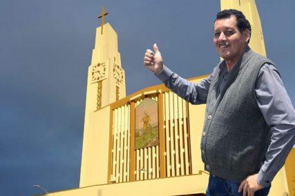Servidores de la Viña: Víctor Castro, sacristán y apasionado del Evangelio